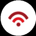 無線/有線LAN利用