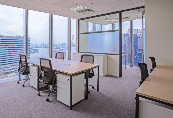 快適なオフィススペース